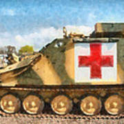 Samaritan Ambulance Poster