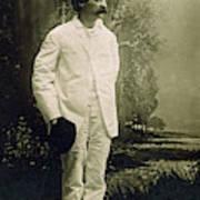Samuel Langhorne Clemens (1835-1910) Poster