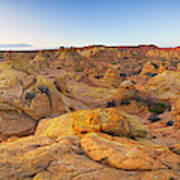 Coyote Buttes Arizona Poster