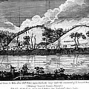 Saratoga: Encampment, 1777 Poster