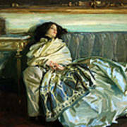 Sargent's Repose Poster