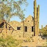 Scorpion Gulch Phoenix Arizona Poster