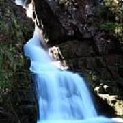 Scotish Waterfall  Poster