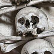 Sedlec Ossuary - Charnel-house Poster