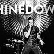 Shinedown  Brent Smith Poster