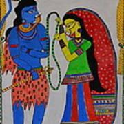 Shiv Parvati Poster