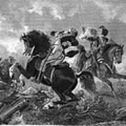 Siege Of Yorktown, 1781 Poster
