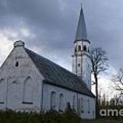Sigulda Church Poster
