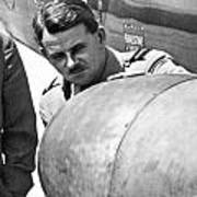 Sir Frank Whittle Poster