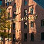South Market Poster