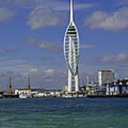 Spinnaker Tower Poster