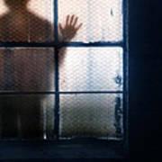 Stranger At The Window Poster