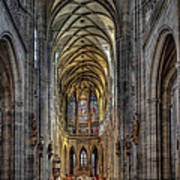 St.vitus Cathedral Poster