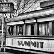 Summit Diner Poster
