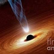 Supermassive Black Hole, Artwork Poster
