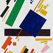 Suprematist Composition Poster