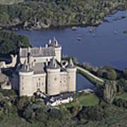 Suscinio Castle, Sarzeau Poster