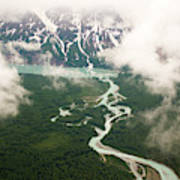 Tatshenshini River Poster