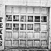 Texas Junk Co. Poster