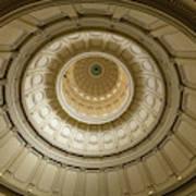 Texas State Capitol, Austin Texas - Poster