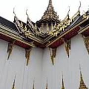 Thai Kings Grand Palace Poster