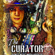 The Curator Poster