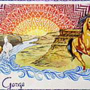 The Gorge Wildhorses Poster