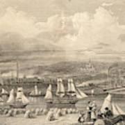 The Haematite Ironworks, Barrow Poster