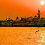 The Haji Ali Dargah Poster