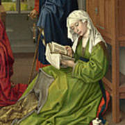 The Magdalen Reading Poster