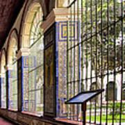 The Monastery Of San Francisco -  Lima Peru Poster