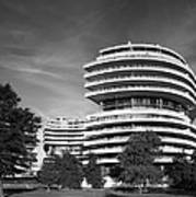 The Watergate Hotel - Washington D C Poster