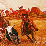 The Wranglers Poster