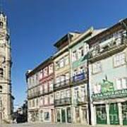 Torre Dos Clerigos Porto Portugal Poster