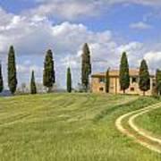 Tuscany - Pienza Poster