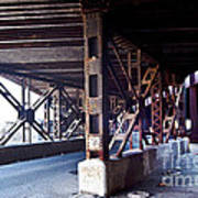 Under The Tracks Poster