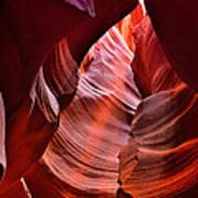 Upper Antelope Canyon Poster