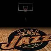Utah Jazz Poster