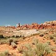 Utah Landscape 3 Poster
