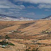 Valle De Santa Ines 2 Poster