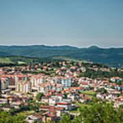 Velika Kladusa Bosnia Poster