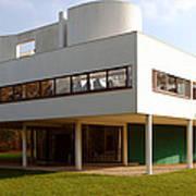Villa Savoye - Le Corbusier Poster