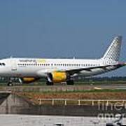 Vueling Airbus A320 Poster