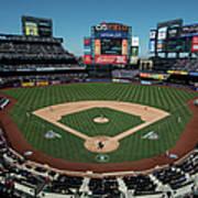 Washington Nationals V. New York Mets Poster