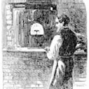 Watchmaker, 1869 Poster