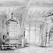 Weber Der Freischutz, 1821 Poster