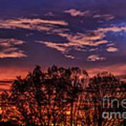Wild West Virginia Sunrise Poster