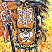 Wildman John Poster