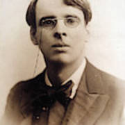 William Butler Yeats (1865-1939) Poster