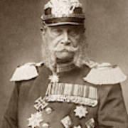 William I Of Prussia (1797-1888) Poster